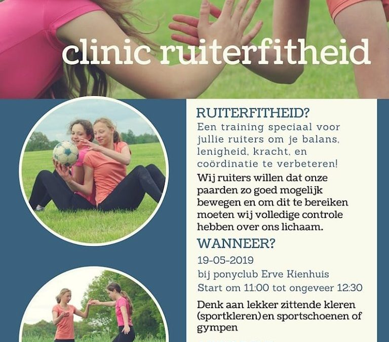Clinic Ruiterfitheid